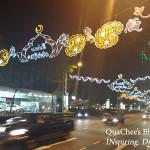 月饼节及新加坡夜市