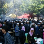 A fair for Muslim in Guangzhou